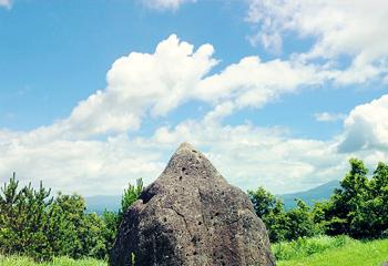 パワースポット阿蘇 押戸石の丘