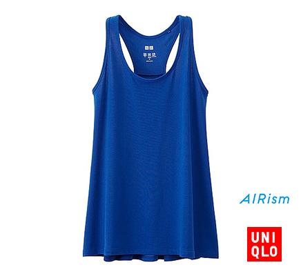 ユニクロスポーツ - WOMEN エアリズムタンクトップ