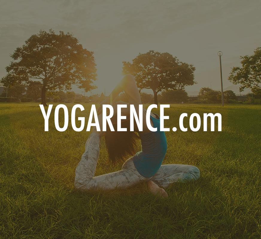 大切なお知らせ - 新しいコンテンツ「YOGARENCE」を開始します